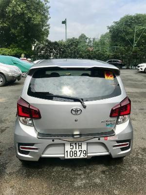Toyota Wigo sản xuất năm 2019 Số tay (số sàn) Động cơ Xăng