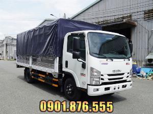 Isuzu Khác sản xuất năm 2020 Số tay (số sàn) Xe tải động cơ Dầu diesel
