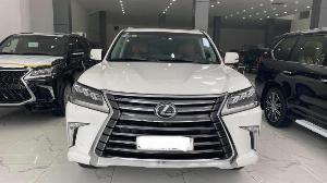 Lexus LX570 sản xuất năm 2016 Số tự động Động cơ Xăng