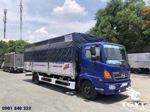 Hino 500 Series (MDT) sản xuất năm 2020 Số tay (số sàn) Xe tải động cơ Xăng