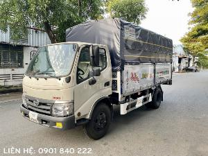 Hino 300 Series (LDT) sản xuất năm 2020 Số tay (số sàn) Xe tải động cơ Dầu diesel