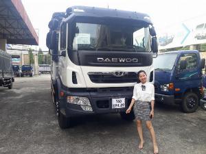 Daewoo Long Cargo sản xuất năm 2019 Số tay (số sàn) Xe tải động cơ Dầu diesel
