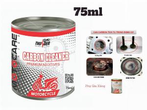 Phụ Gia Xăng Vệ Sinh Buồng Đốt Kim Phun Thunder Carbon Cleaner 75ml