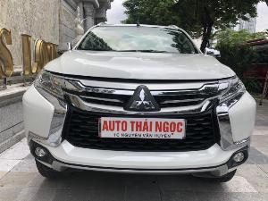 Mitsubishi Pajero Sport sản xuất năm 2019 Số tự động Động cơ Xăng