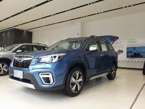 Subaru Forester sản xuất năm 2020 Số tự động Động cơ Xăng