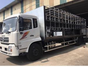 Dongfeng sản xuất năm 2019 Số tay (số sàn) Xe tải động cơ Dầu diesel