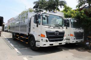 Báo giá xe tải HiNo FG8JT7A-G, 8,5 tấn, Thùng...