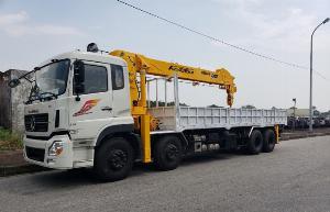 Dongfeng 6T sản xuất năm 2019 Số tay (số sàn) Xe tải động cơ Dầu diesel
