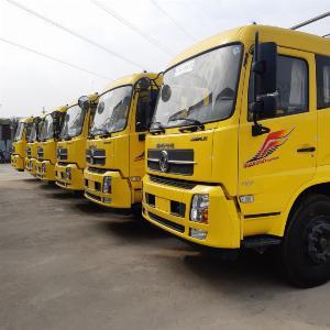Báo giá xe tải dongfeng B180 9 tấn thùng mui...