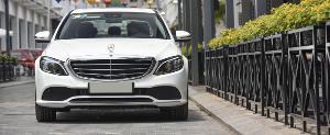 Mercedes-Benz C200 sản xuất năm 2020 Số tự động Động cơ Xăng