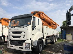 Hãng xe ben, xe bồn, xe trộn bê tông Thaco Auman