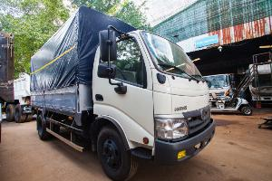 Hino Dutro 300 (LDT) sản xuất năm 2019 Số tay (số sàn) Xe tải động cơ Dầu diesel