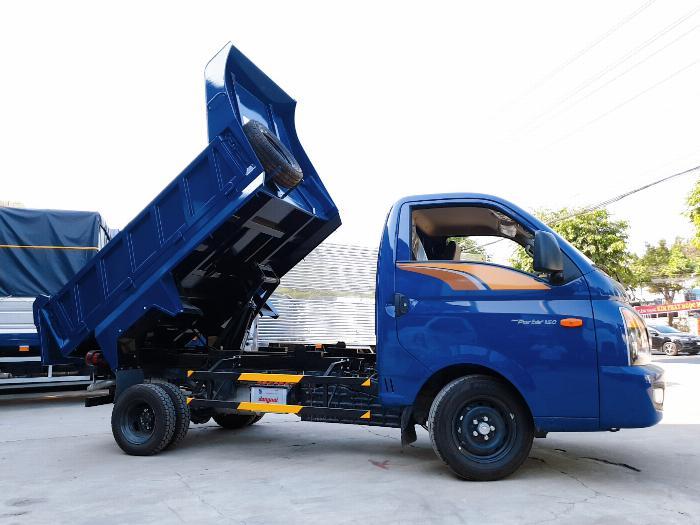 Xe tải Ben Hyundai 2019 1.5 tấn xe sẵn giao ngay - TẶNG XE HONDA
