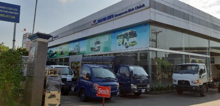 Bảng giá xe tải Hyundai cập nhật mới nhất
