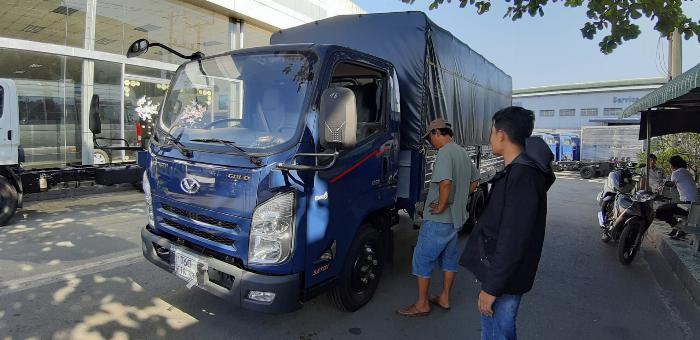 Tư vấn mua xe tải Hyundai cũ, xe tải trả góp