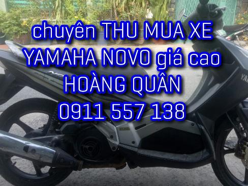 Chuyên mua xe yamaha novo chính chủ giá cao