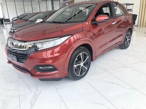 Honda HRV L 2019 đủ màu, KM BHVC, tiền mặt PK 0