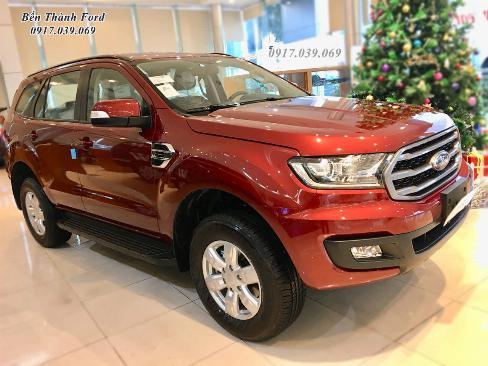 Ford Everest Titanium 2019 Giá Rẻ 1