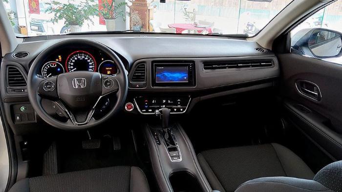 Honda HRV L 2019 đủ màu, KM BHVC, tiền mặt PK 4