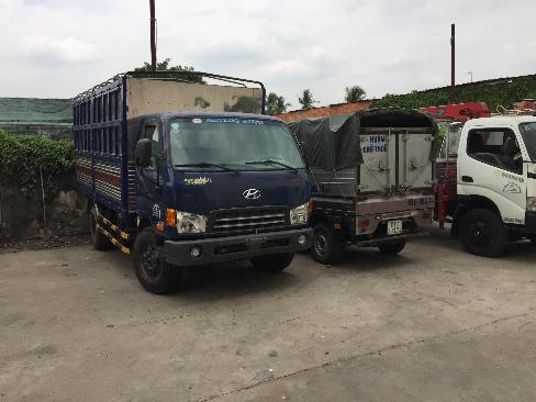 Kinh nghiệm mua xe tải cũ Hyundai