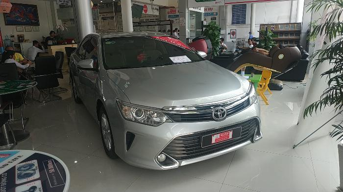 Cập nhật bảng giá xe Toyota 2019 mới nhất kèm ưu đãi hấp dẫn tại đại lý. Liên hệ ngay để có giá lăn bánh xe Toyota 2019 tốt nhất.