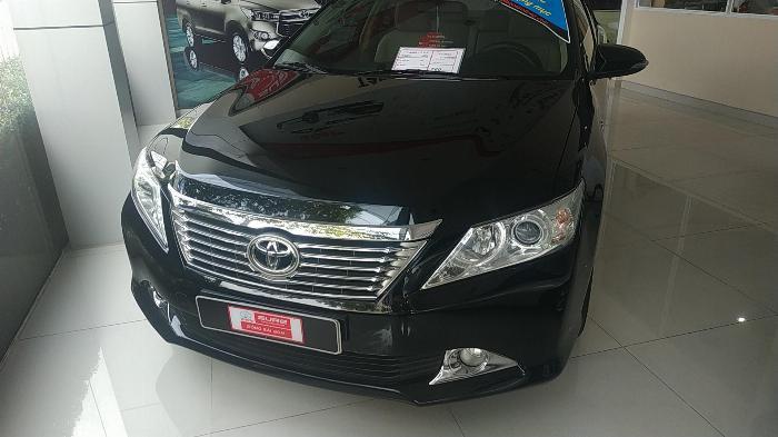 Mẫu xe Toyota đã qua sử dụng luôn là sự lựa chọn của khách hàng