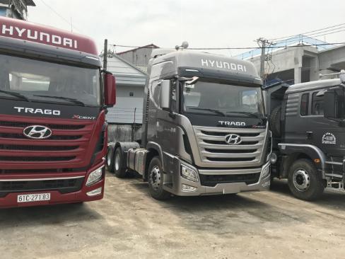 Xe tải hạng nặng Hyundai