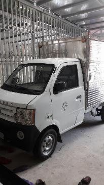 Xe tải Dongben thùng kín 720kg