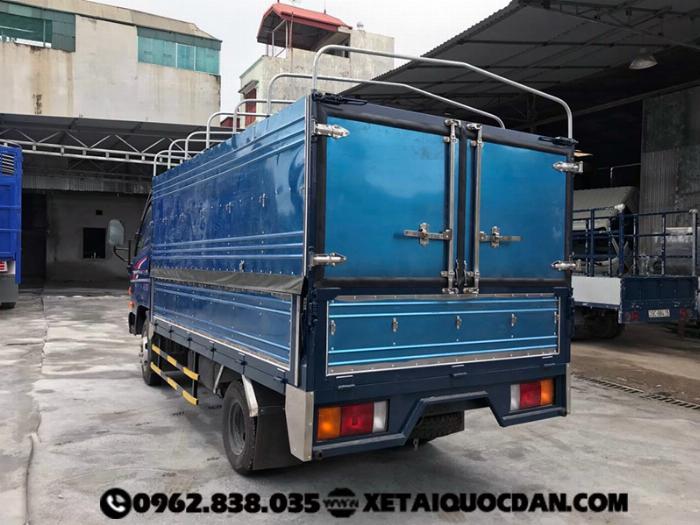 Bán Xe tải Hyundai New Mighty N250 - Trả góp 89tr Giao xe ngay 2