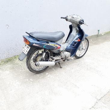 Viva Thái Suzuki 110 MÁY NGUYÊN zin chưa bổ biển Hà Nội 29