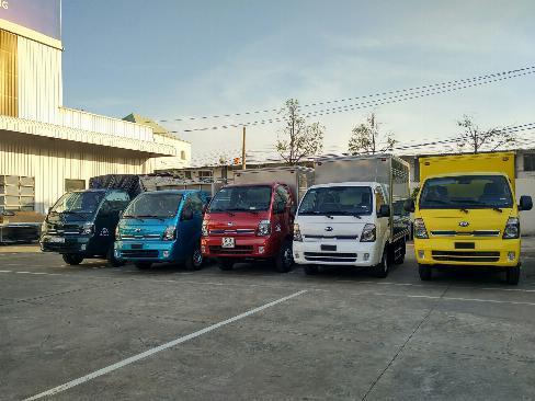 Bán Xe Tải Thaco New Frontier K250 2019 - 2tấn490