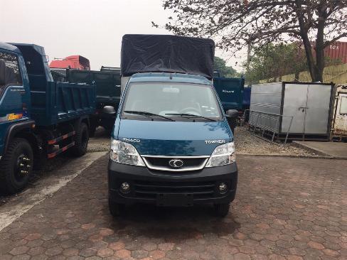 Xe tải Thaco Towner990 tải trọng 990kg, đời 2019, có điều hòa, giá cực tốt Hà Nội
