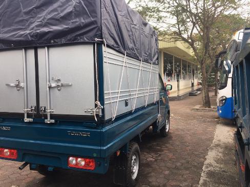Xe tải Thaco Towner990 tải trọng 990kg, đời 2019, có điều hòa, giá cực tốt Hà Nội 2