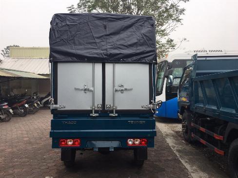 Xe tải Thaco Towner990 tải trọng 990kg, đời 2019, có điều hòa, giá cực tốt Hà Nội 3