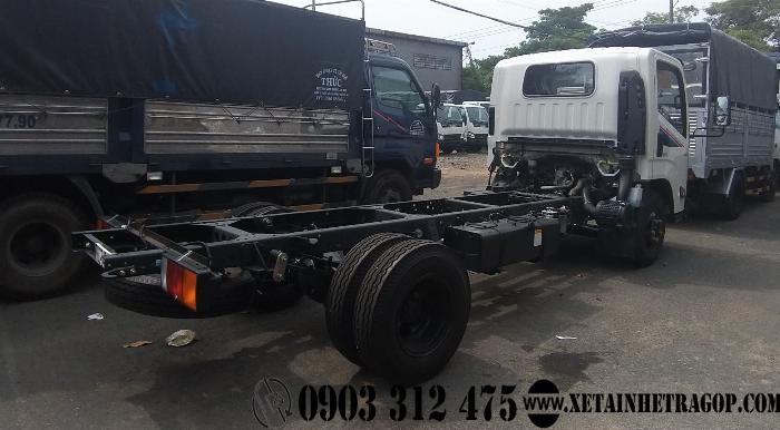 xe tải iz65 đô thành tải trọng 1T9-2T2-3T49