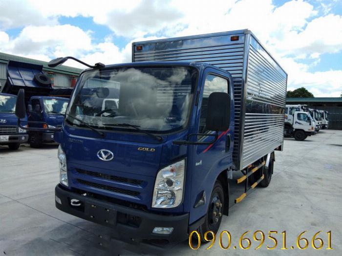 Bán xe tải Đô Thành IZ65, trả trước 120Tr nhận xe ngay