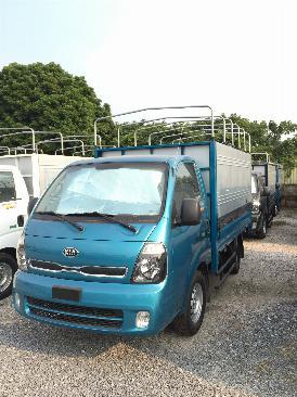 Xe tải Kia K200 tải trọng 1,5 tấn mui bạt. Đời 2019 giá tốt nhất Hà Nội