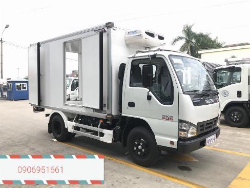 Bán xe tải isuzu 2T4 QKR230 hỗ trợ trả góp 90% trên toàn quốc
