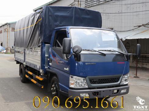Bán xe tải 1T4  Đô Thành IZ49 , 99TR nhận xe ngay