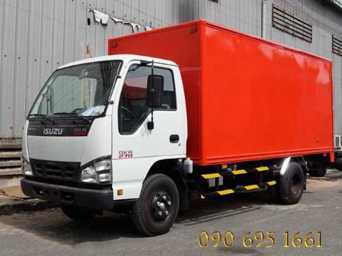 Bán xe tải isuzu QKR230 hỗ trợ trả góp 90% trên toàn quốc