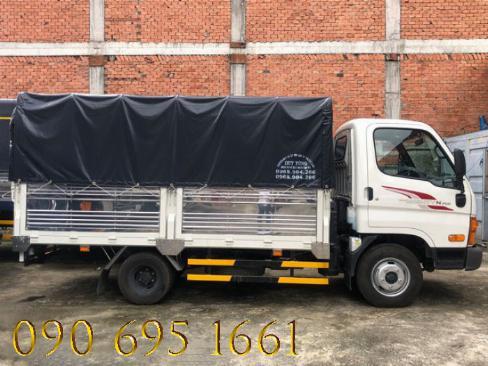 Bán xe tải Huyndai 2T4 , Hyundai N250 trả góp 90% 0