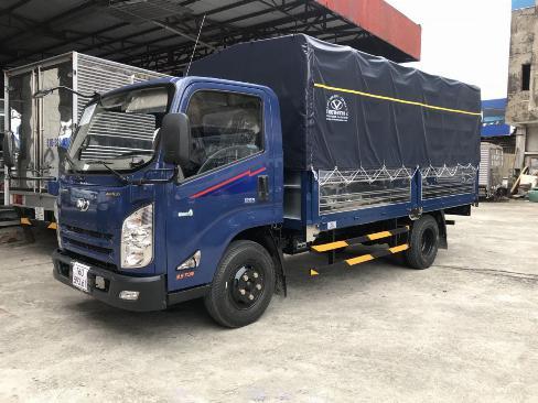 Xe tải iz65 gold 3.5 tấn đô thành động cơ isuzu euro 4 0