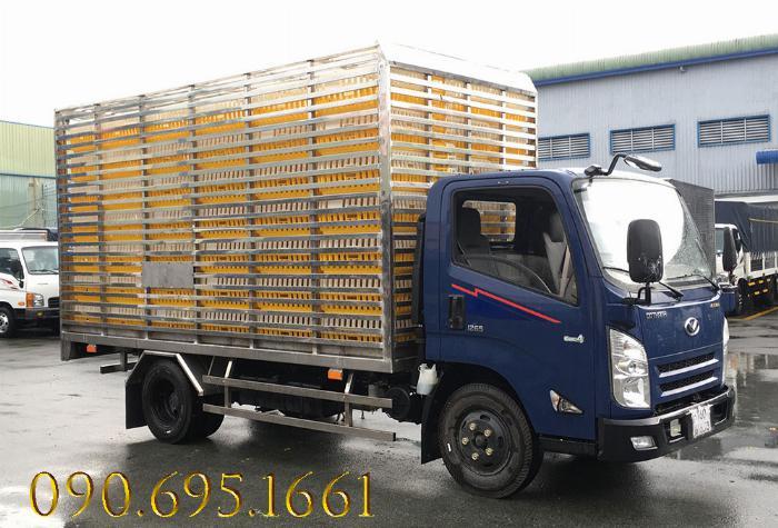 Bán xe Tải Đô Thành IZ49, IZ65 hỗ trợ vay nhiều, bỏ ít vốn