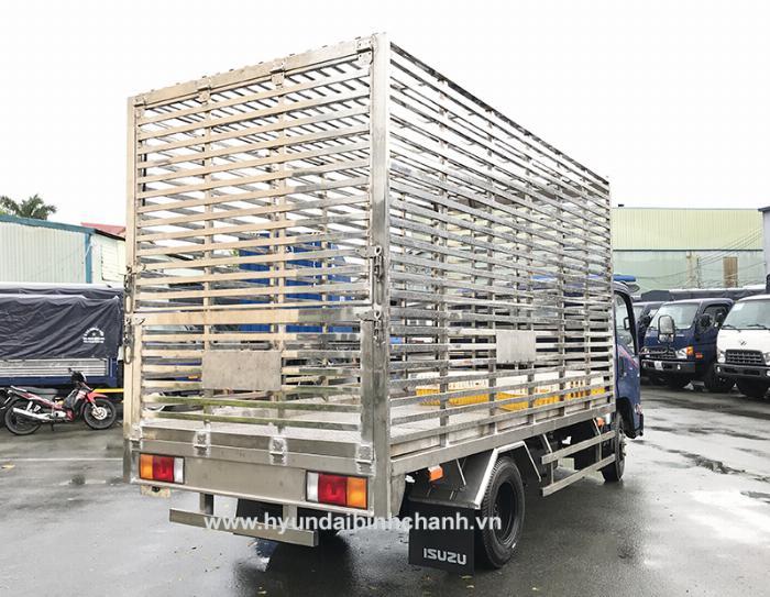 Xe tải 1T9 - 2T4 - 3T5 thùng 4m3, xe mới có sẵn, giao ngay