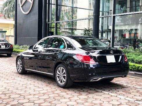 Bán Mercedes C200 2019 cũ - Xe đã qua sử dụng chính hãng 7