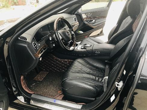 Bán Maybach S400 sản xuất 2016,đăng ký 2018 ,có hóa đơn VAT,lăn bánh 2 vạn Km.