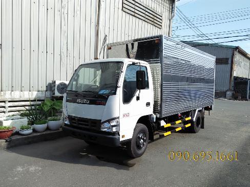 Xe tải Isuzu 2.4 tấn , xe Isuzu 2019 trả góp