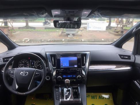 Toyota ALPHARD Executive Lounge 2019 | Nhập Khẩu Chính Hãng | Giao Ngay Toàn Quốc