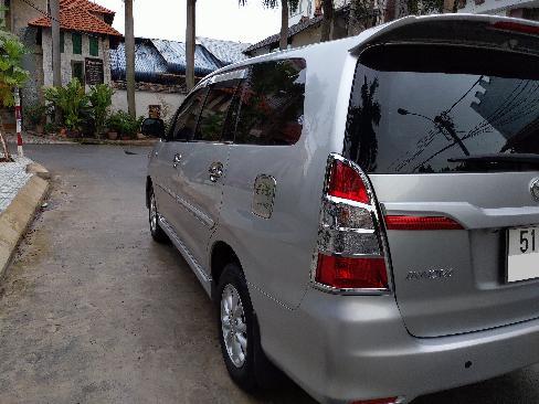 Toyota Innova E đời cuối 2014 nhà sài giữ kỹ