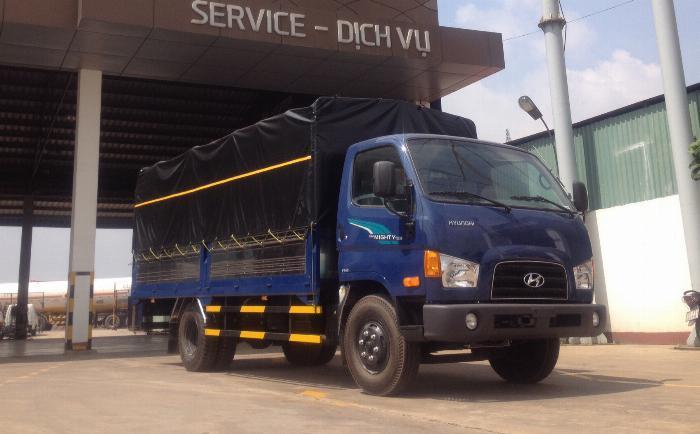 Giá Xe Tải Hyundai 75S 3.5 Tấn - Hyundai 75S 3.5 Tấn Trả Góp 80% 0